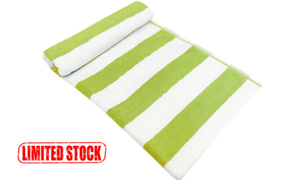 Broad-Pool-Stripe-Towel-White&-Lime_limited