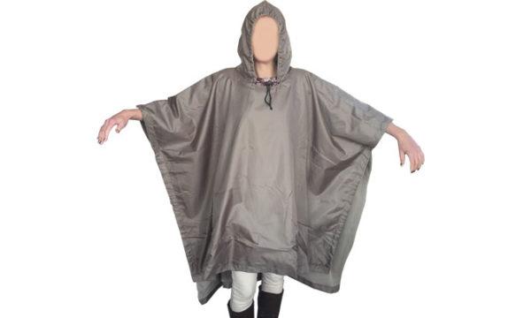 Fleece-Lined-Waterproof-Poncho