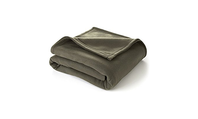 CV Game Drive Blanket Polar Fleece 140x170 Olive
