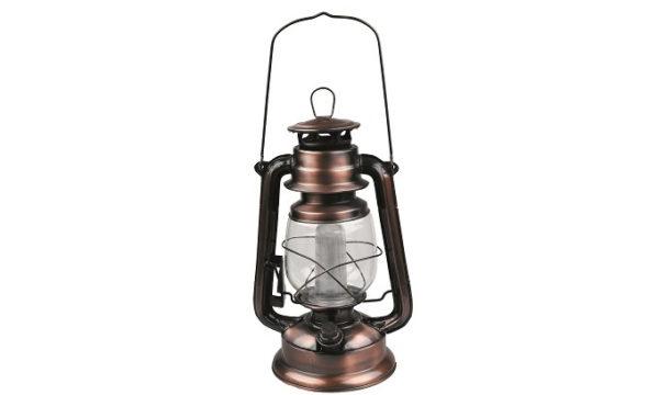 SG Hurricane Lantern Bronze LED