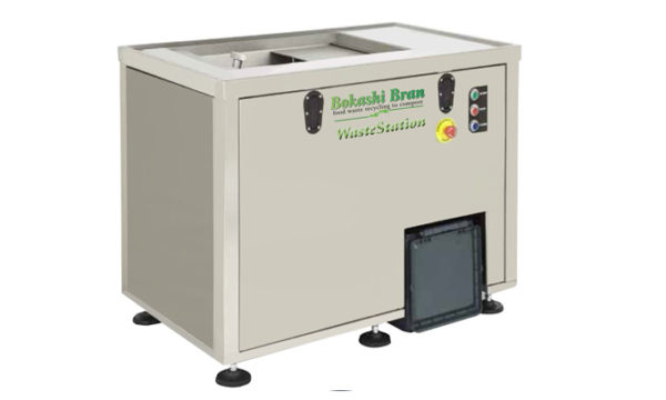 Bokashi-Wastestation-Machine