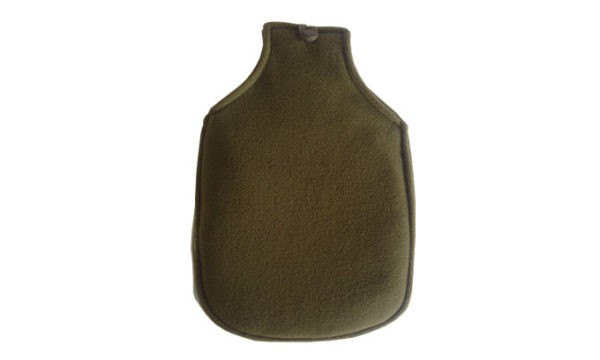 Hot-water-bottle-cover-fleece---olive