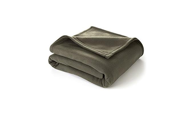 CV Game Drive Blanket Polar Fleece 140x170 Olive