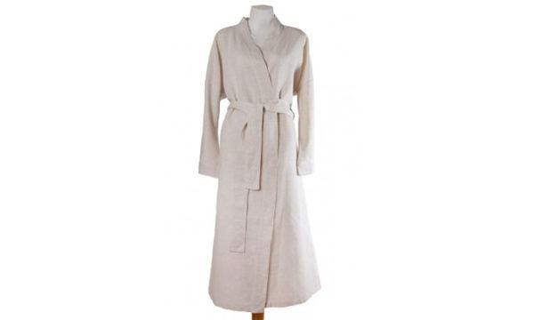 Dressing Gown Kimono Kinsail Natural Medium