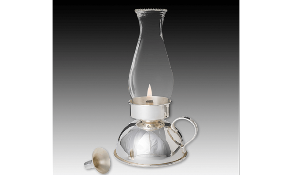 S9061-The-Resident-silver-oil-lamp