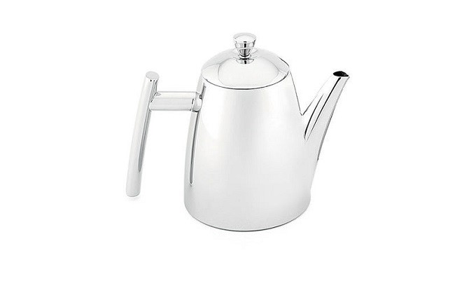 Livingstones Supply co - Stainless steel Teapot