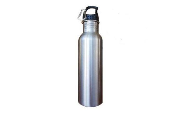 Stainless Steel Water Bottle 750ml - Livingstones Supply co