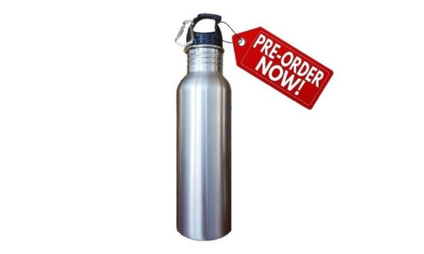 Stainless steel 750ml