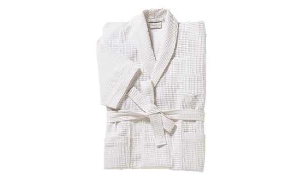 Dressing Gown Willow Weave
