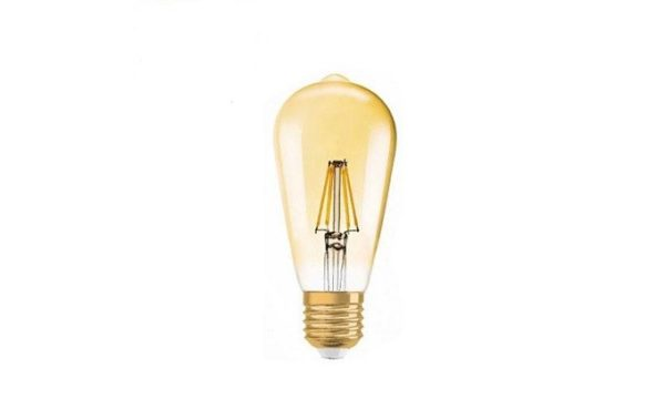 LED Vintage Filament Globe