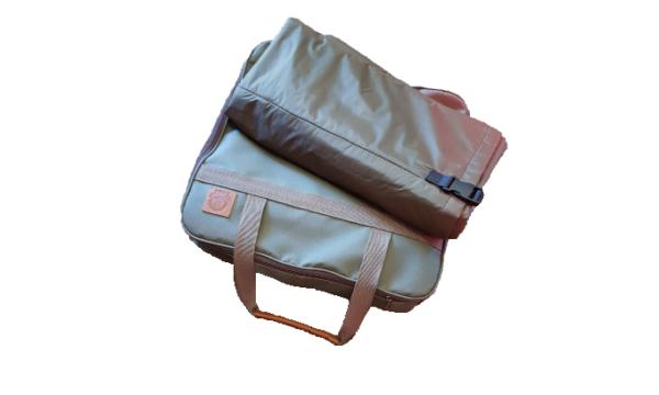 Poncho Bag 1