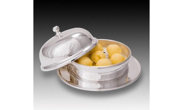 S0980-Silver-Butter-Dish