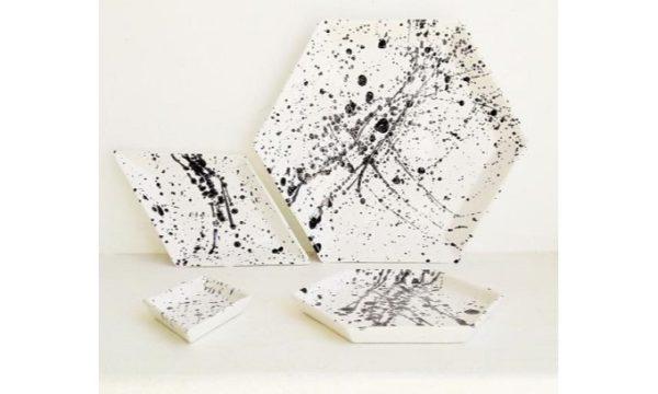 Livingstones Supply Co- AFrica Collection - White splatter