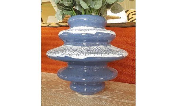 AFrican Curved Vase