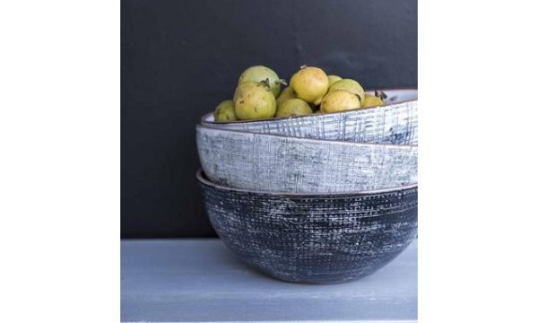 Livingstones Supply Co - Africa Collection - Dreamweaver Bowl