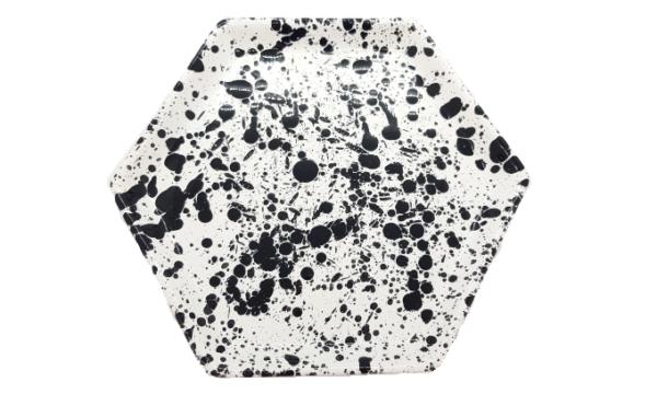 Hexagon Plate - Livingstones supply co