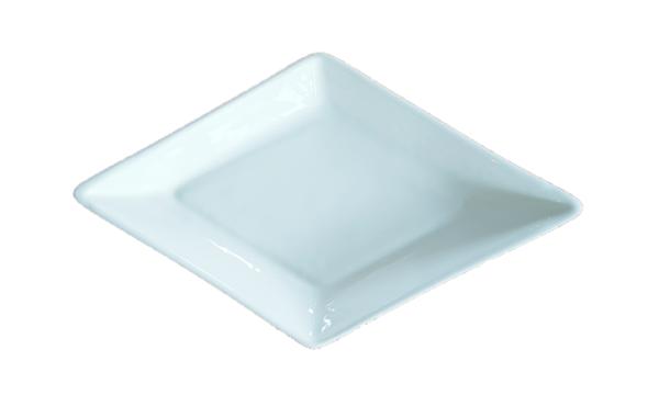 Small Diamond Plate - Gloss white