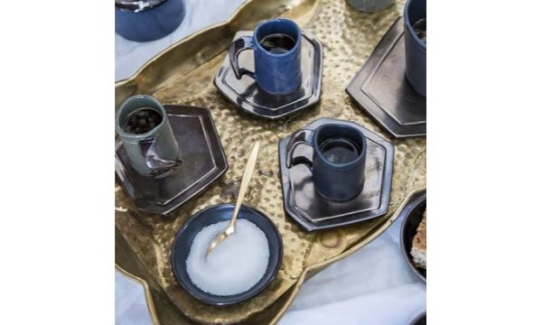 Superdate Espresso cup and saucer