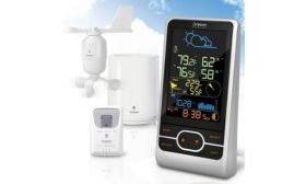 Backyard Pro Home wireless weather station - Livingstones supply co