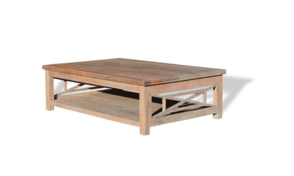X Coffee Table - Livingstones Supply co