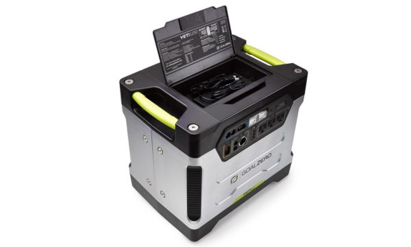 Yeti 1250 Power station - Livingstones supply co