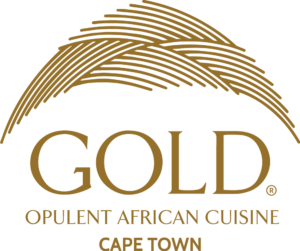 Gold Opulent Cuisine Logo - Livingstones supply co