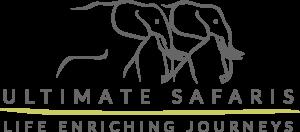 Ultimate Safaris Logo - Livingstones Supply Co