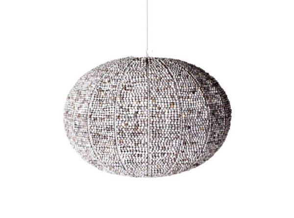Zulu Ball Chandelier - Livingstones Supply Co