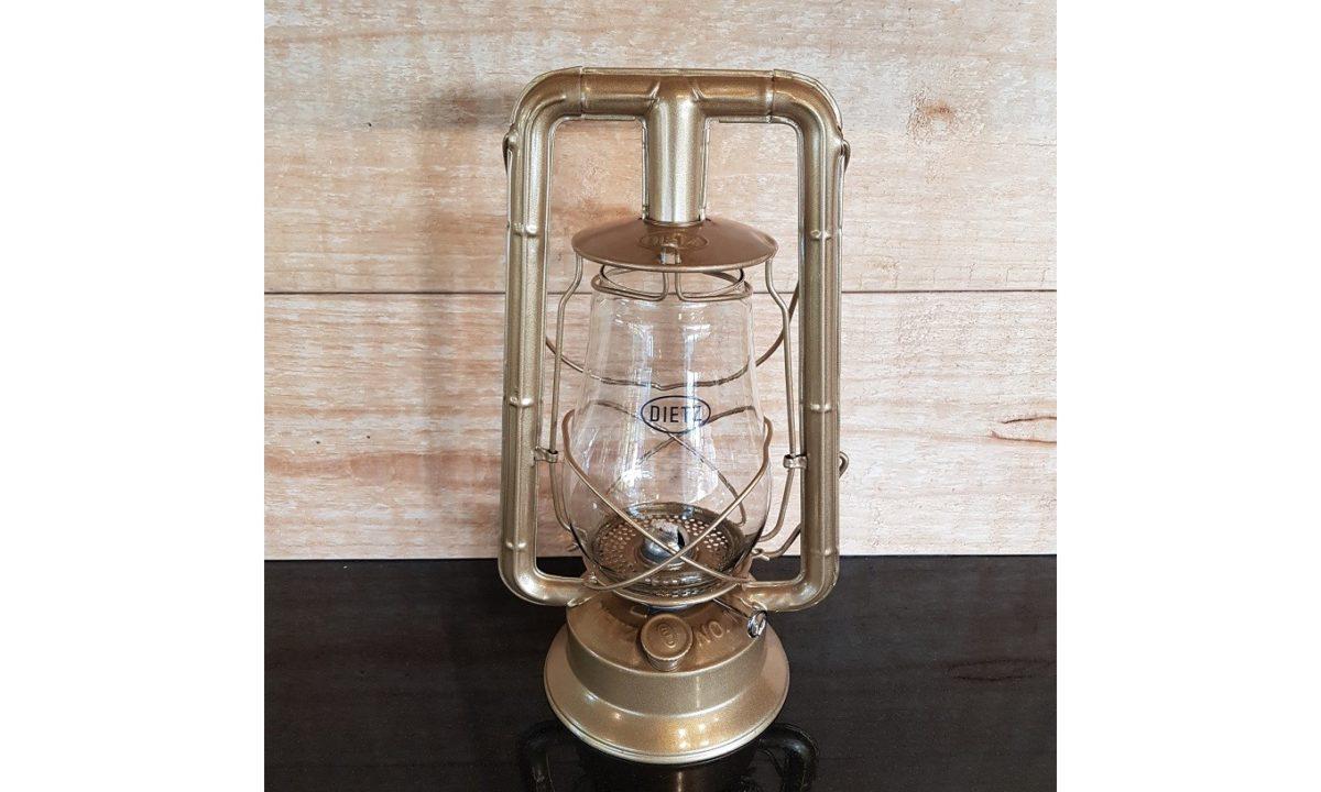 Dietz Lantern - Gold