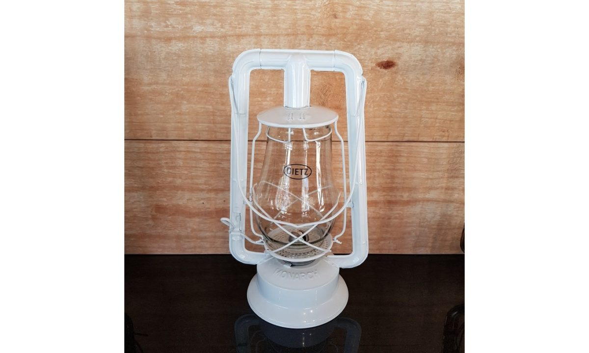 Dietz Lantern - White