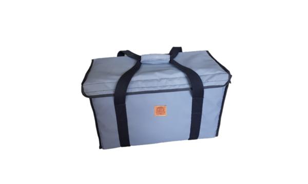 Hotbox - Charcoal Ripstop & Black Trim