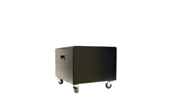 2 Battery Cabinet with Wheels